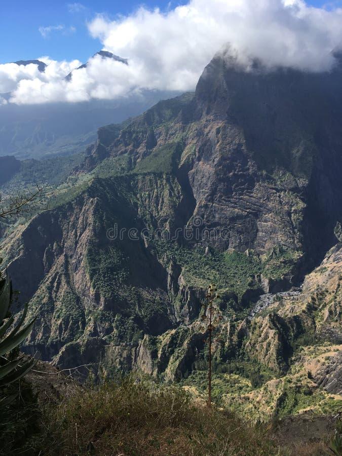 Reunion Island immagine stock