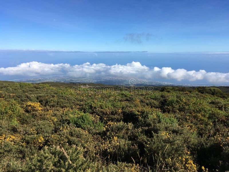 Reunion Island fotografie stock libere da diritti