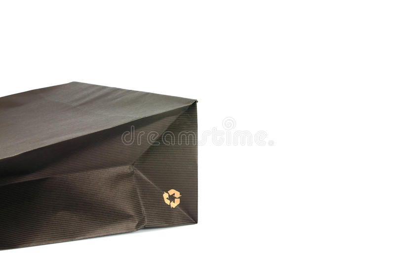 Download Reusable paper bag stock photo. Image of concept, ecology - 21594396