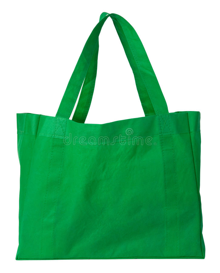Download Reusable shopping bag stock photo. Image of white, ecological - 14883610