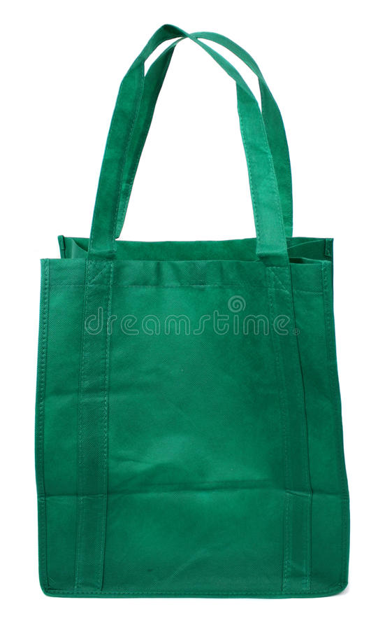 Reusable Shopping Bag Stock Photography