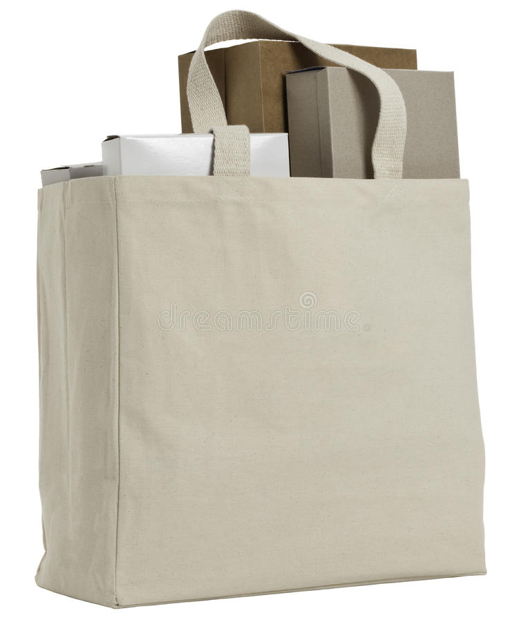 Download Reusable shopping bag stock image. Image of background - 20317083