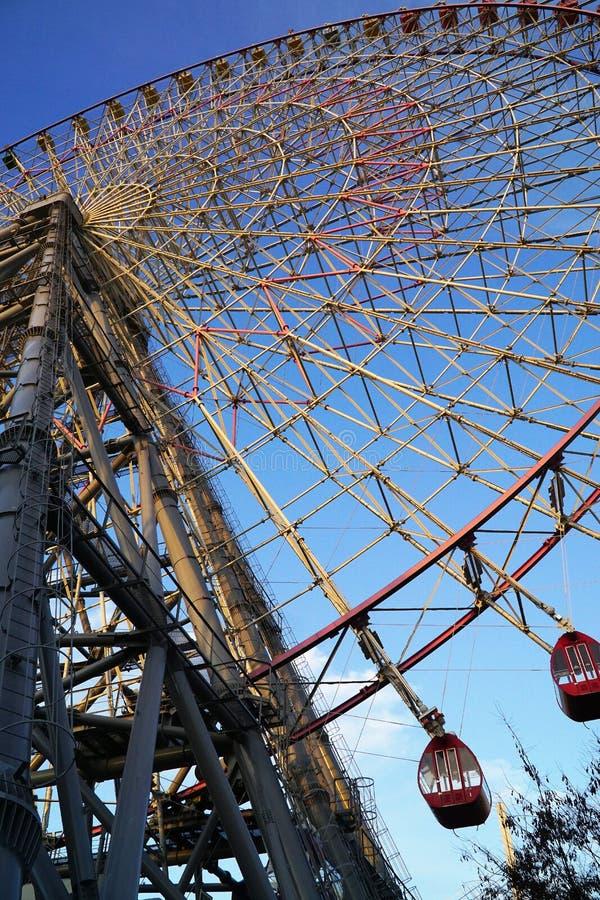 Reuzeferris wheel royalty-vrije stock fotografie