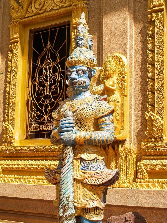 Reuzen Thai royalty-vrije stock fotografie