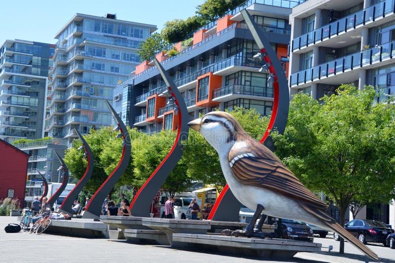 Reuzevogel stock afbeeldingen
