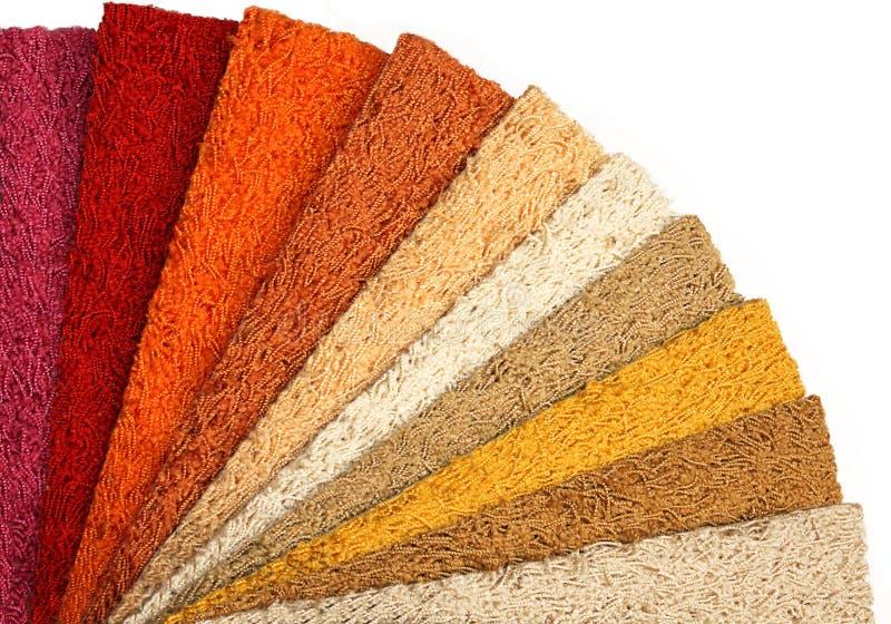 Revêtements de tapis image libre de droits