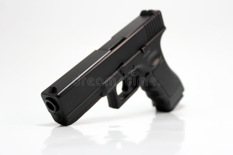 Revólver de Glock 17 imagens de stock