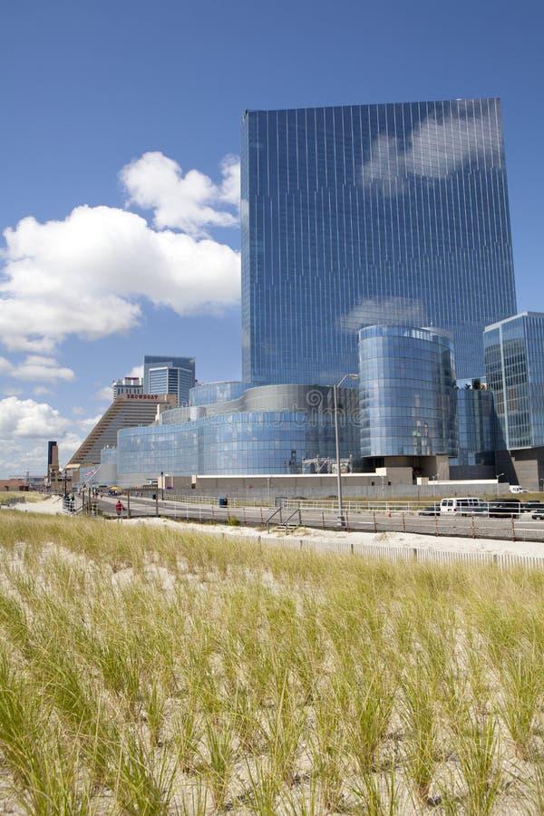 Revel Casino in Atlantic City, New Jersey stock foto