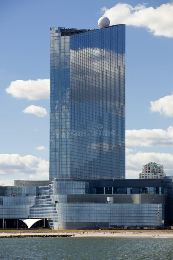Revel Casinos in Atlantic City, New Jersey stock foto's