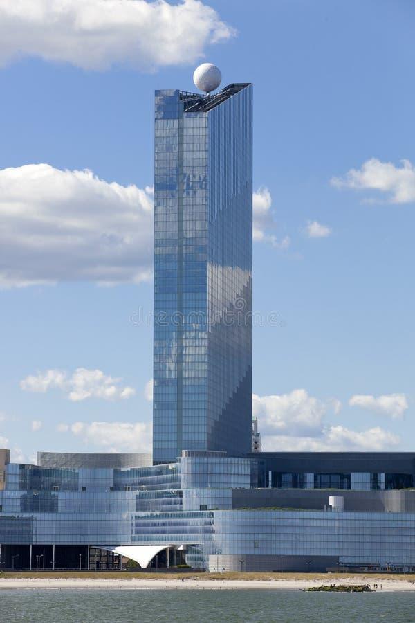 Revel Casinos in Atlantic City, New Jersey stock afbeelding