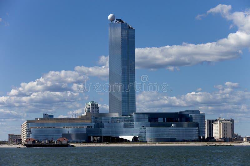 Revel Casinos in Atlantic City, New Jersey stock afbeeldingen