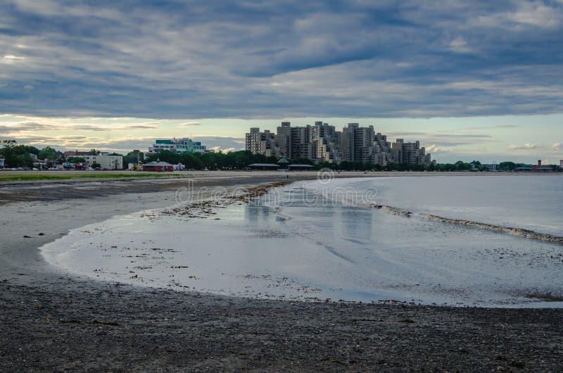 Revere пляж, Revere МАМЫ стоковые изображения rf