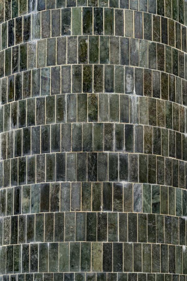 Revestimento da parede da telha de Swedagon imagem de stock royalty free