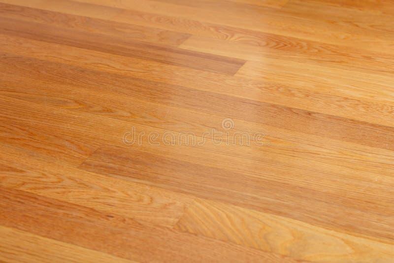 Revestimento de madeira, madeira do carvalho, fundo das placas de assoalho do parquet fotografia de stock