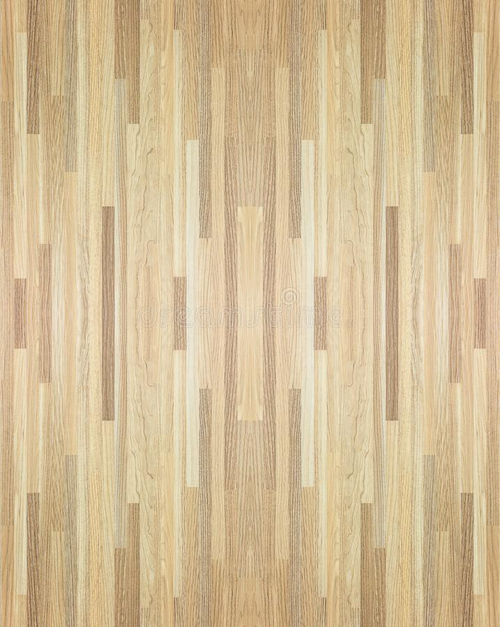 Revestimento de madeira do parquet com madeira modelada para projetos da superfície e do fundo ilustração royalty free