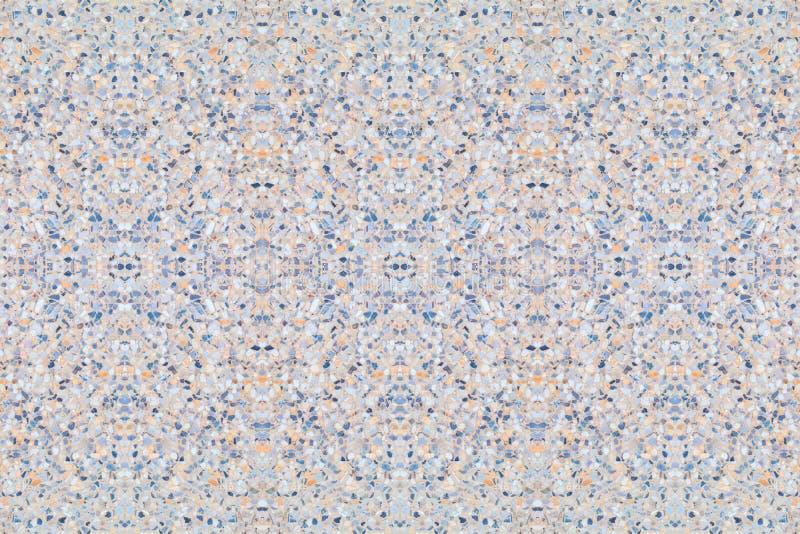 Revestimento do terraço, textura velha de mármore ou fundo de pedra lustrado da arte do teste padrão bonitos imagem de stock royalty free