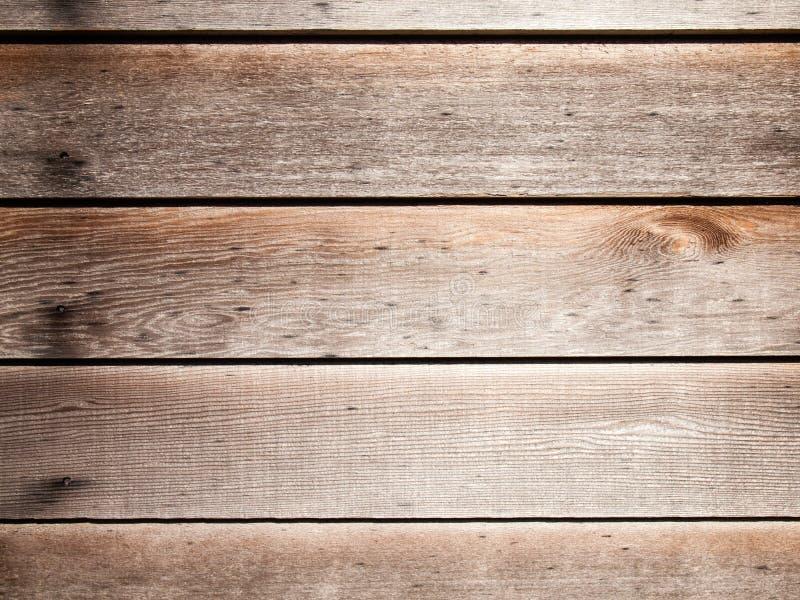 Revestimiento de madera de madera fotografía de archivo libre de regalías