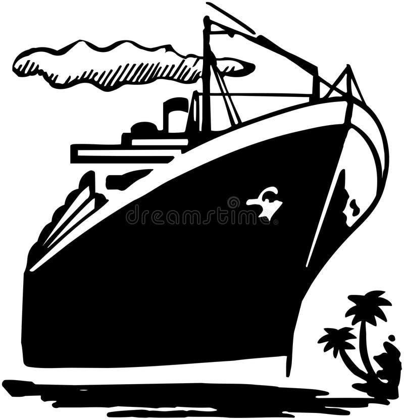 Revestimiento marino libre illustration