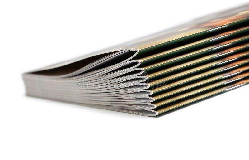 Revistas fotos de archivo libres de regalías