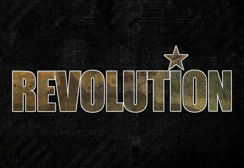 Revolutie royalty-vrije stock fotografie