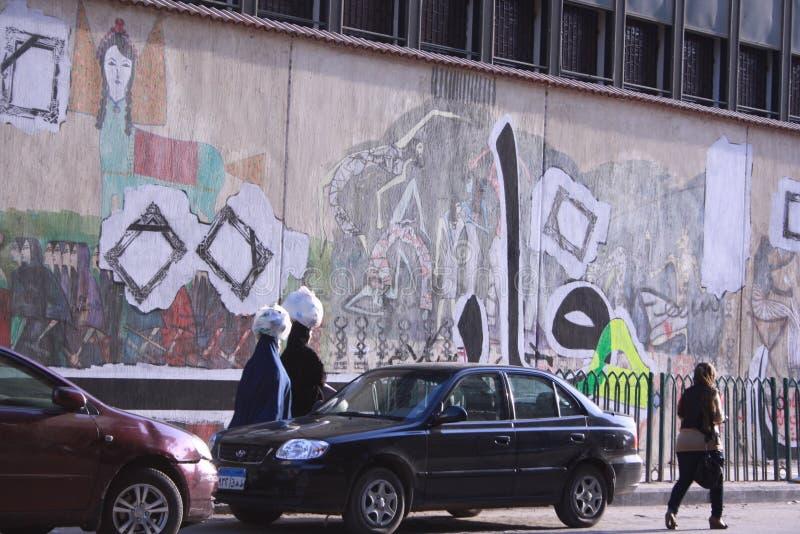 Revolution Graffiti stock images