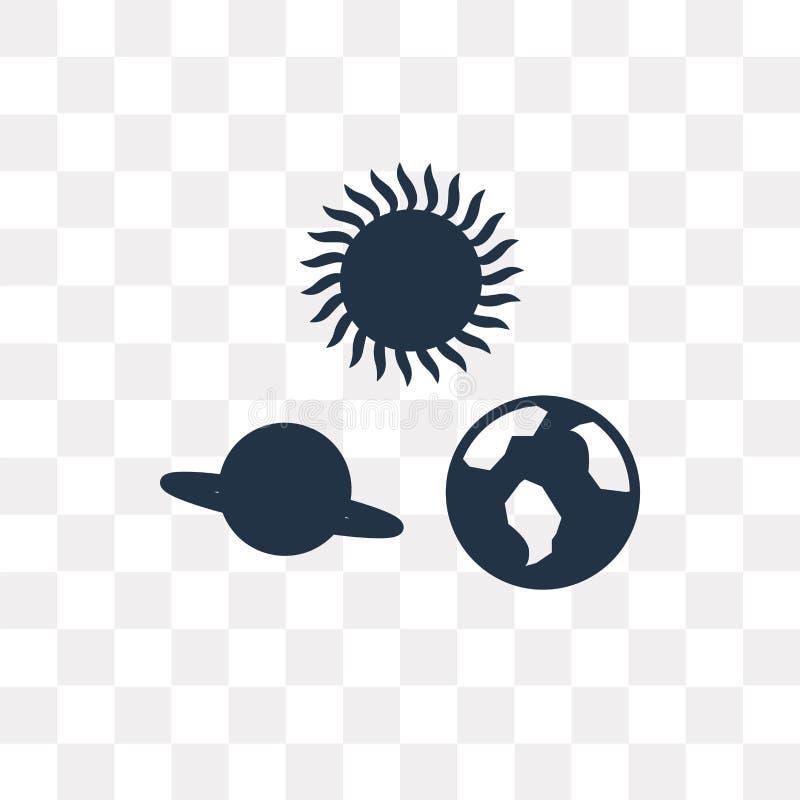 Revolutionvektorsymbol som isoleras på genomskinlig bakgrund, Revol royaltyfri illustrationer