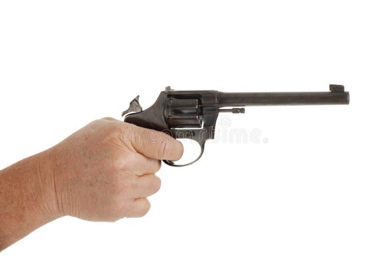 Download Revolver Stock Image - Image: 18870521