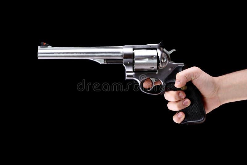 Revolver photo stock