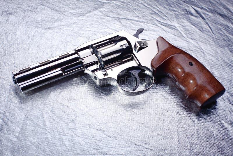 Download Revolver stock image. Image of murder, criminal, safety - 22597259