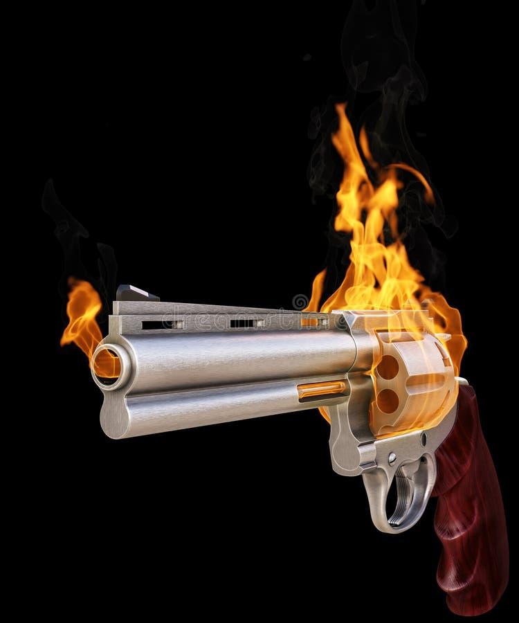 Download Revolver Stock Image - Image: 26129701