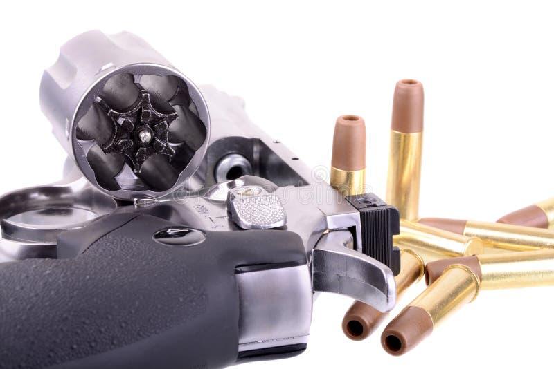 revolver photographie stock
