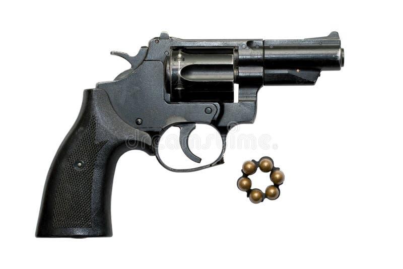 Revolver stockfoto