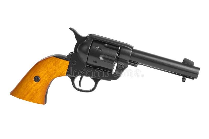 Revolver d'arme à feu photos libres de droits
