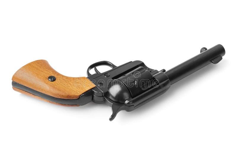Revolver d'arme à feu photographie stock libre de droits
