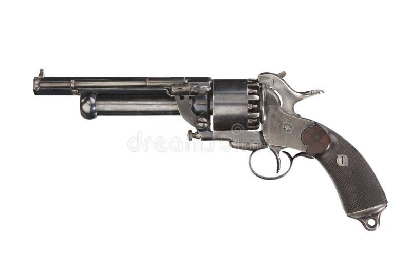 Revolver d'original de pistolet images libres de droits