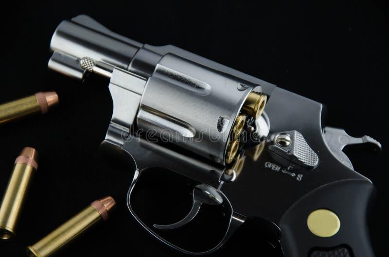 Revolver della pistola di BB fotografie stock