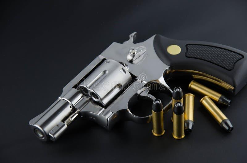 Revolver della pistola di BB immagine stock libera da diritti