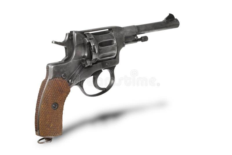 Revolver russe photo stock