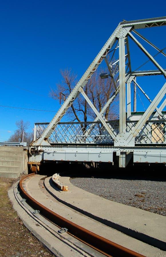 Download Revolving bridge, Canada. stock photo. Image of cement - 663822