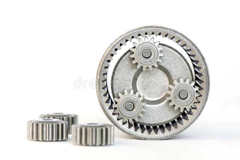 Download Revolving mechanism stock image. Image of concept, metal - 29622393