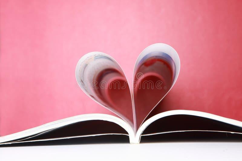 Revue d'amour photographie stock libre de droits