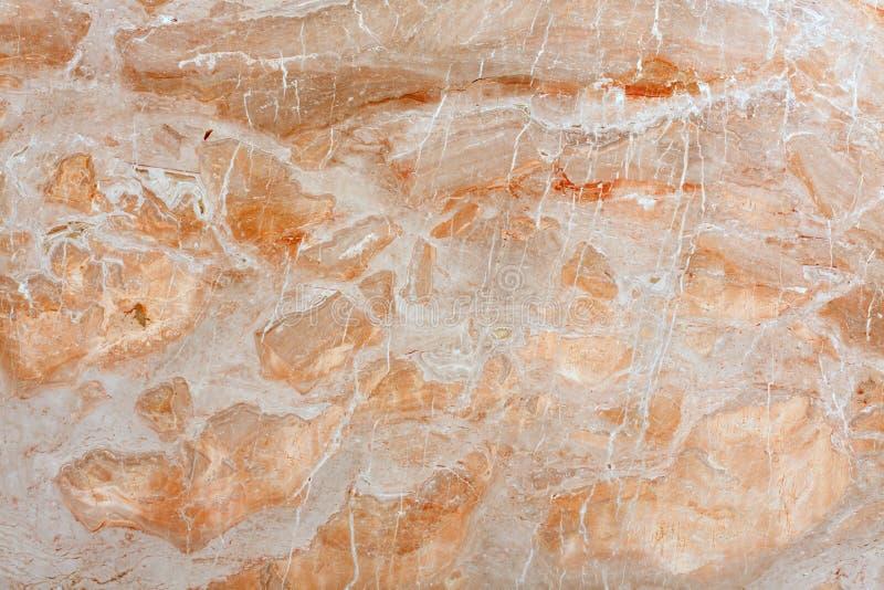 Rewolucjonistek menchii marmur deseniował tekstury tła naturalnego kolor zdjęcie stock