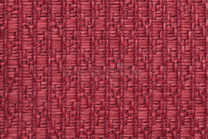 Rewolucjonistka dział woolen tło z wzorem miękka część, wełnisty płótno Tekstura tekstylny zbliżenie obraz royalty free