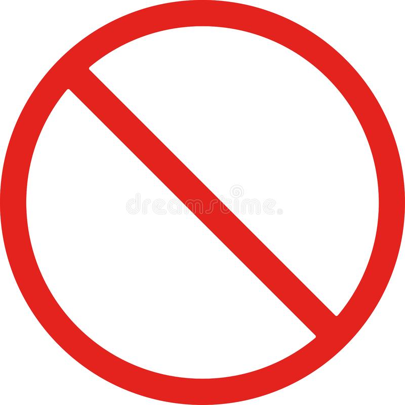 Rewolucjonistka znak pozwolić ilustracja wektor