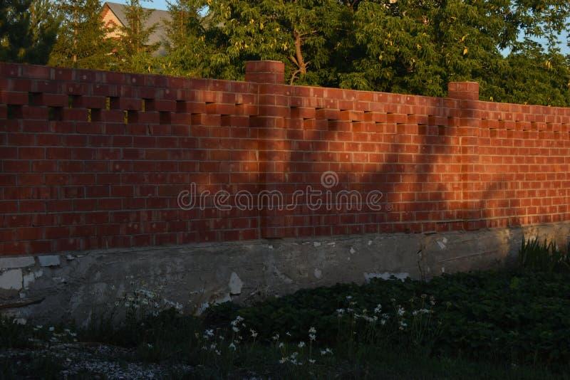 Rewolucjonistki ogrodzenie w ogródzie zdjęcia royalty free