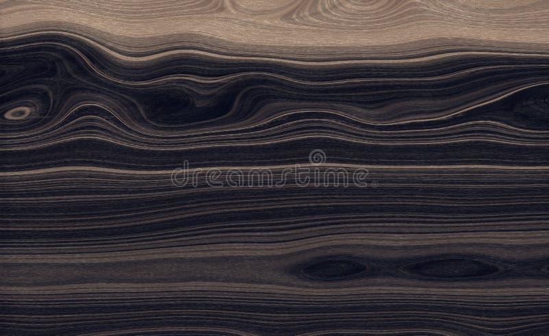 Rewolucjonistki tła blada drewniana deska, deskowy szorstki ilustracji