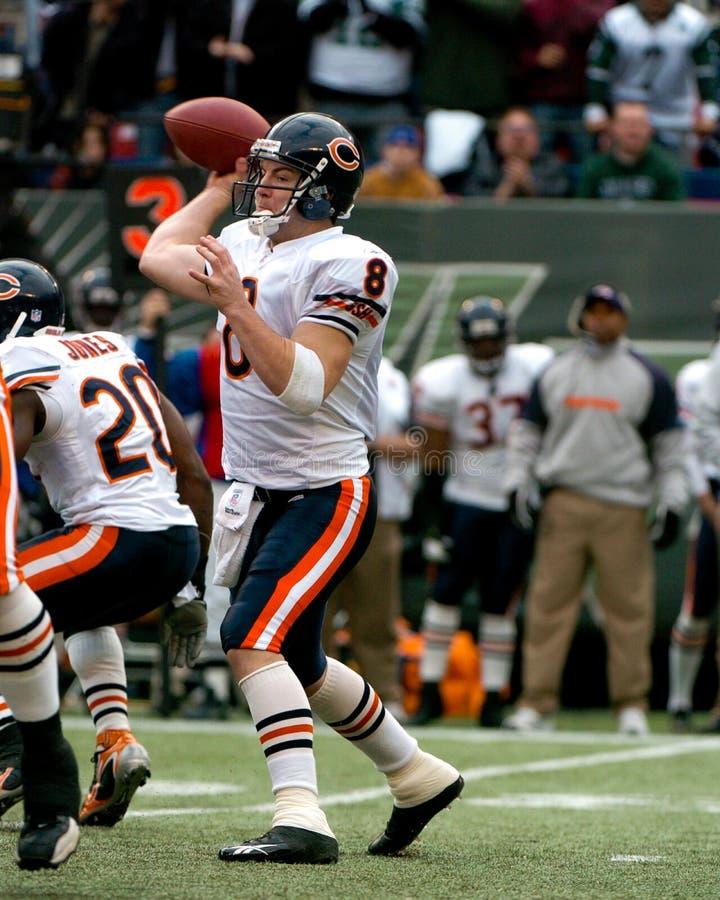 Rex Grossman, Chicago Bears stock fotografie