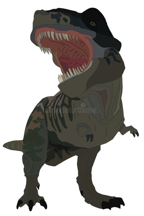 rex t 库存例证