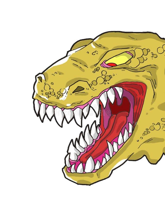 rex t стоковое изображение rf