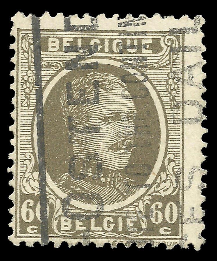 Rey Albert 1r, Belgie fotos de archivo libres de regalías